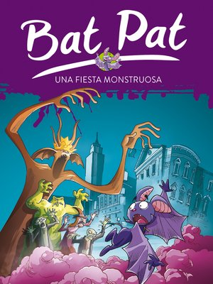 cover image of Una fiesta monstruosa