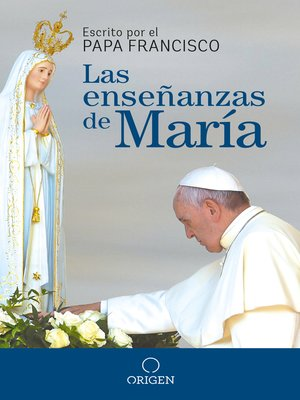 cover image of Las enseñanzas de María