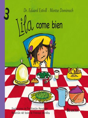 cover image of Lila come bien