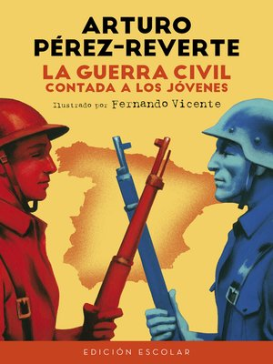 cover image of La Guerra Civil contada a los jóvenes