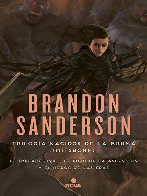 cover image of Nacidos de la bruma (Mistborn)