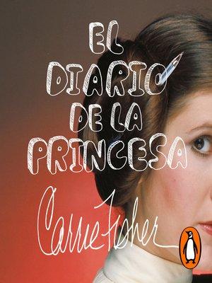 cover image of El diario de la princesa