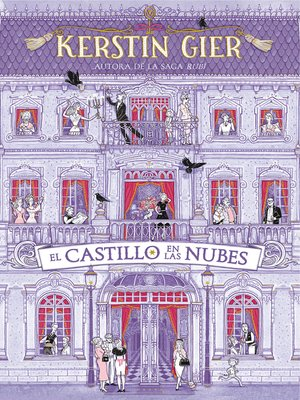 cover image of El castillo en la nubes
