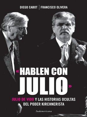 cover image of «Hablen con Julio»