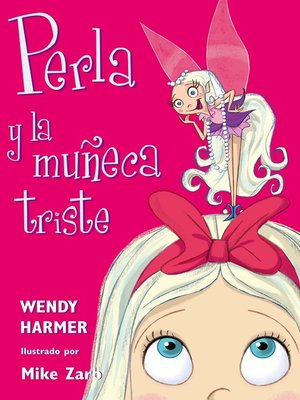 cover image of Perla y la muñeca triste