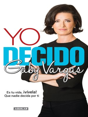 cover image of Yo decido