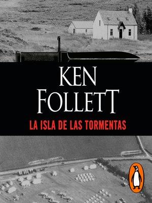 cover image of La isla de las tormentas