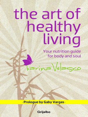 cover image of The Art of Healthy Living