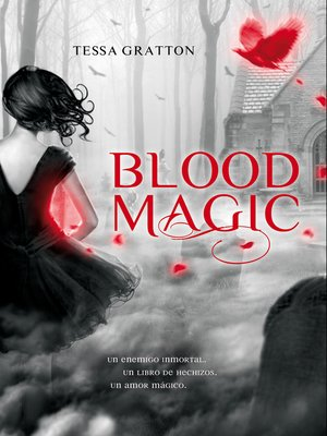 cover image of Blood Magic (Jornadas de sangre 1)