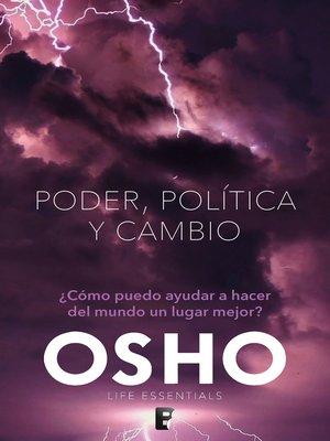 cover image of Poder, política y cambio