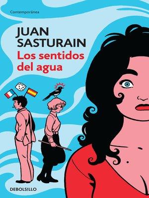 cover image of Los sentidos del agua