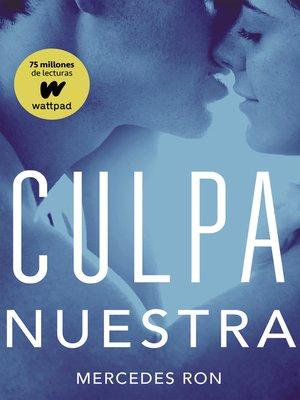 cover image of Culpa nuestra