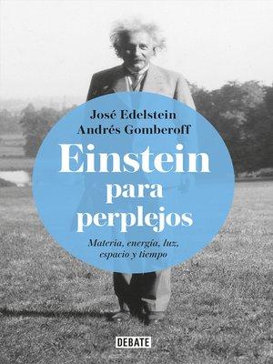 cover image of Einstein para perplejos