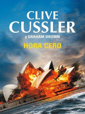 cover image of Hora cero (Archivos NUMA 11)