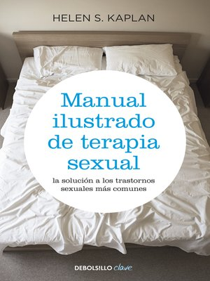 cover image of Manual ilustrado de terapia sexual