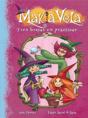cover image of Tres brujas en prácticas