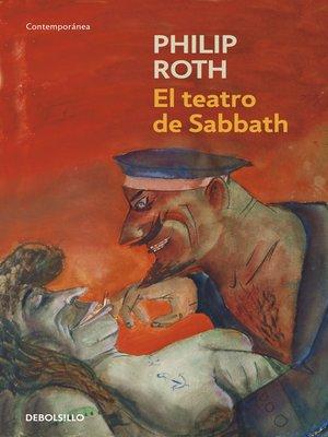 cover image of El teatro de Sabbath