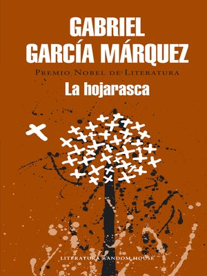 cover image of La hojarasca