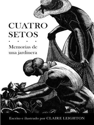 cover image of Cuatro setos