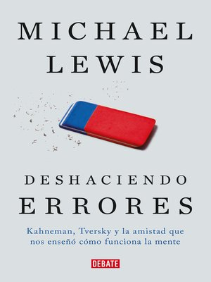 cover image of Deshaciendo errores