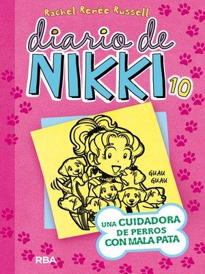 cover image of Diario de Nikki 10