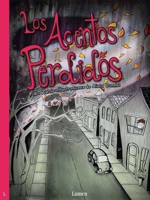 cover image of Los acentos perdidos