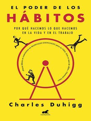 cover image of El poder de los hábitos