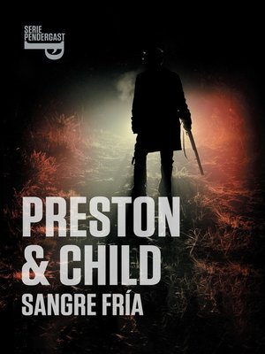 cover image of Sangre fría (Inspector Pendergast 11)