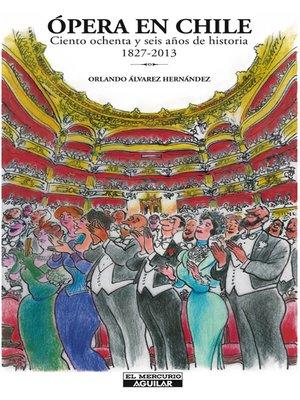 cover image of Ópera en Chile