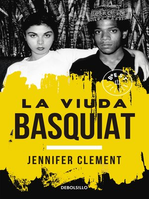 cover image of La viuda Basquiat