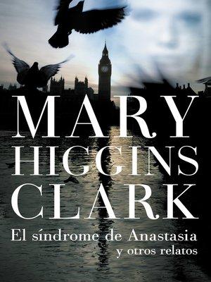 cover image of El síndrome de Anastasia