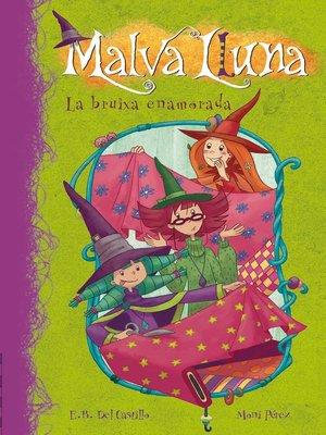 cover image of La bruixa enamorada