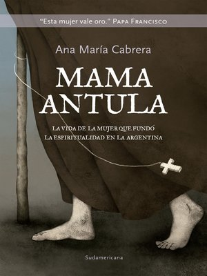 cover image of Mamá Antula