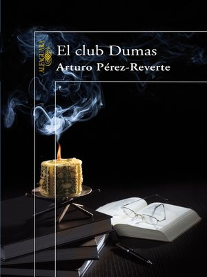 cover image of El club Dumas