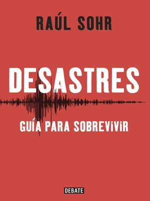 cover image of Desastres