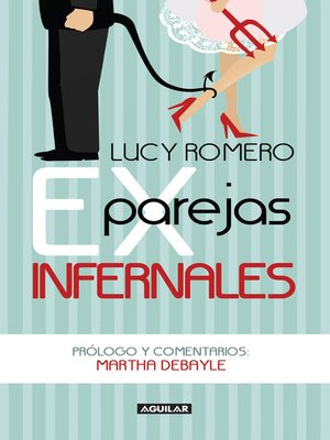 cover image of Exparejas infernales