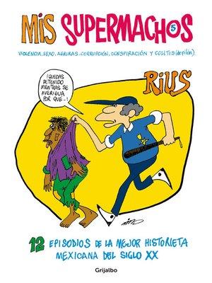 cover image of Mis Supermachos 5