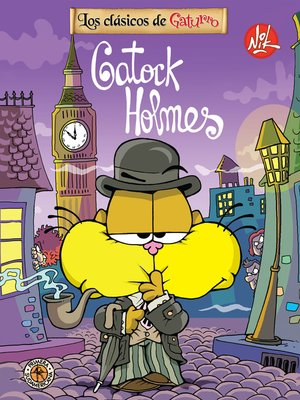 cover image of Gatock Holmes