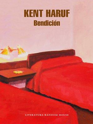 cover image of Bendición