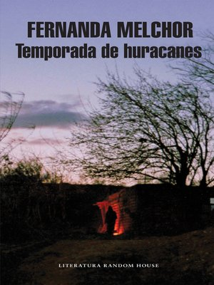 cover image of Temporada de huracanes