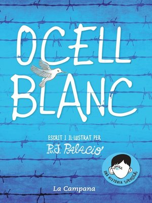 cover image of Ocell blanc