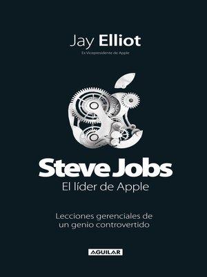 cover image of Steve Jobs. El líder de Apple