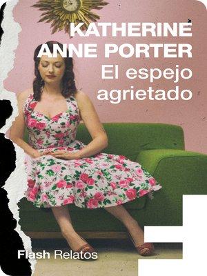 cover image of El espejo agrietado
