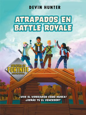 cover image of Atrapados en Battle Royale