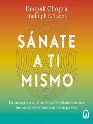 cover image of Sánate a ti mismo