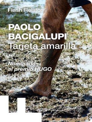 cover image of Tarjeta amarilla (Flash Relatos)