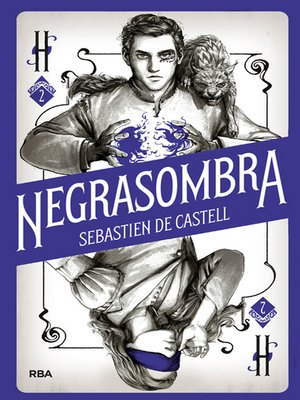 cover image of Hechicero 2. Negrasombra