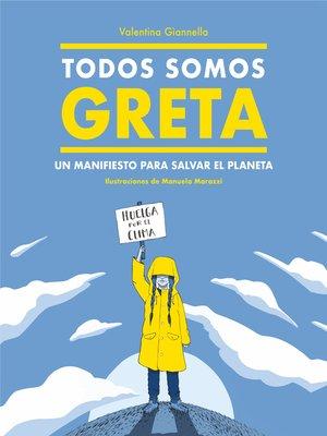 cover image of Todos somos Greta