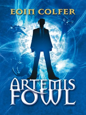 cover image of El mundo subterráneo (Artemis Fowl 1)