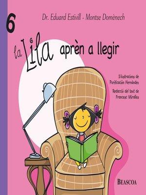 cover image of La Lila aprèn a llegir